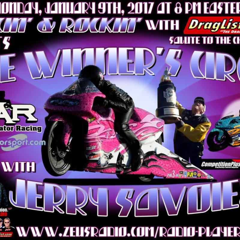 Racin' & Rockin' with Jerry Savoie