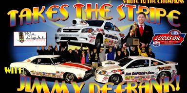 Racin' & Rockin' with Jimmy DeFrank