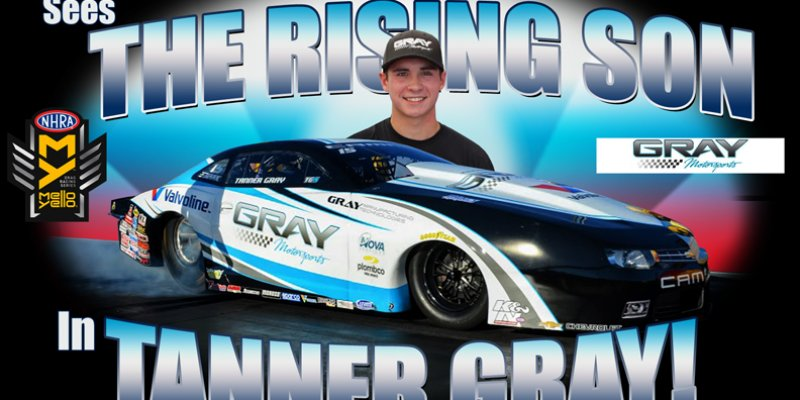 Racin' & Rockin' with Tanner Gray