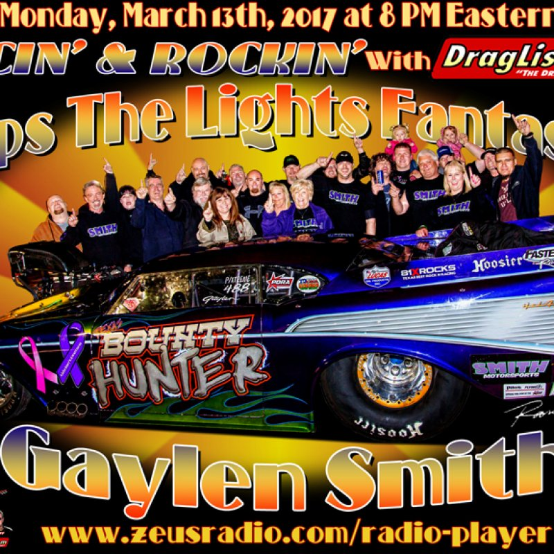 Racin' & Rockin' with Gaylen Smith