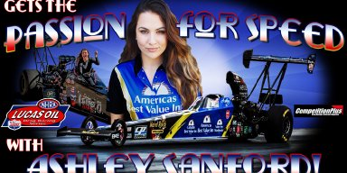 Racin' & Rockin' with Ashley Sanford