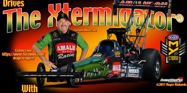 Racin' & Rockin' with Terry McMillen