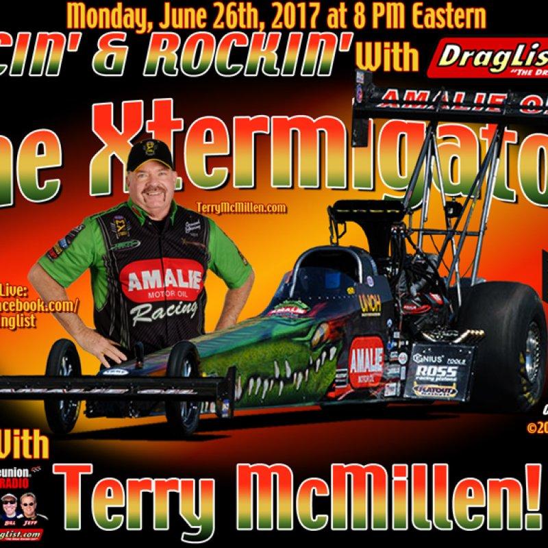 Racin' & Rockin' with Terry McMillen