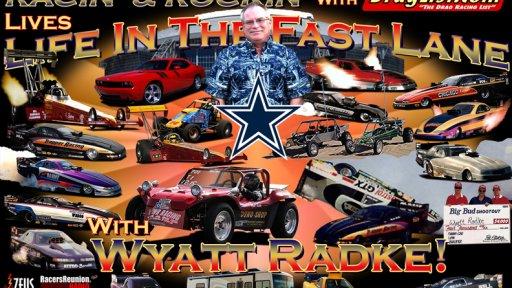 Racin' & Rockin' with Wyatt Radke