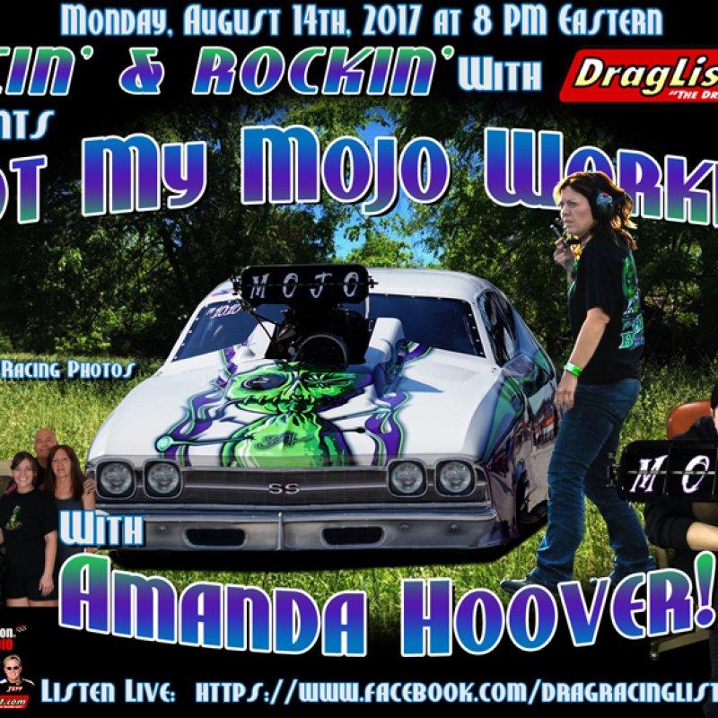 Racin' & Rockin' with Amanda Hoover