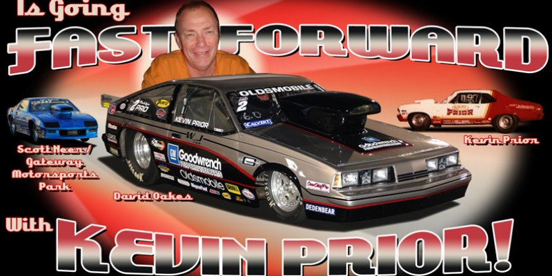 Racin' & Rockin' with Kevin Prior