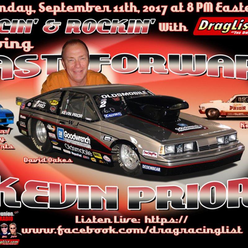 Racin' & Rockin' with Kevin Prior