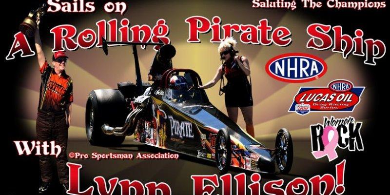 Racin' & Rockin' with Lynn Ellison
