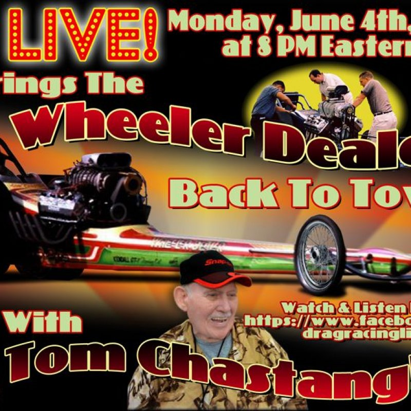 DragList Live with Tom Chastang
