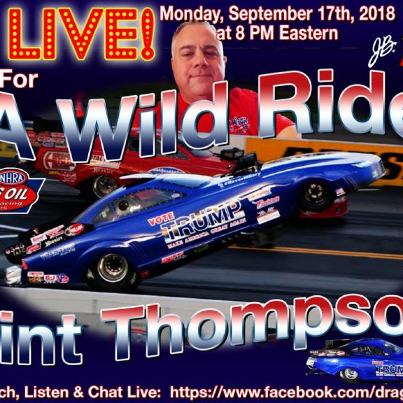 DragList LIVE with Clint Thompson