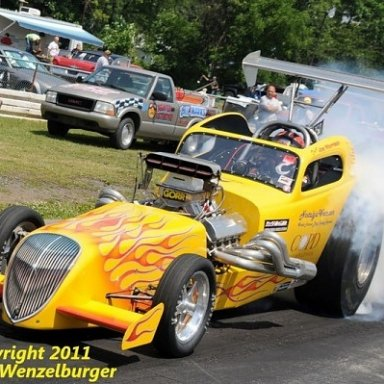 Joe Morrison at Beaver Springs - Sunday 7-10-11