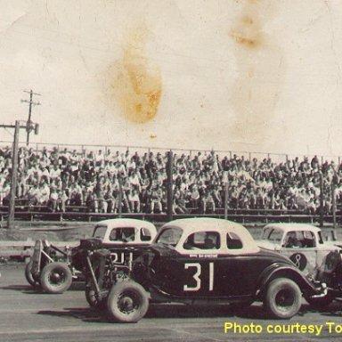 Bill Morton Morristown Speedway,TN