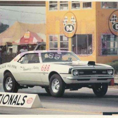 68 Camaro US Nationals1