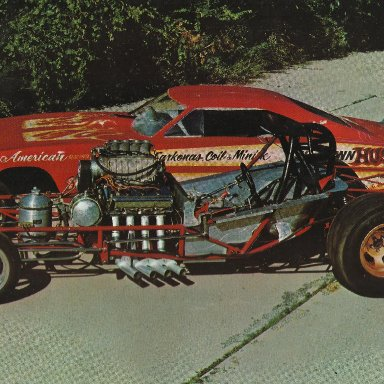 Picture of drag cars 142