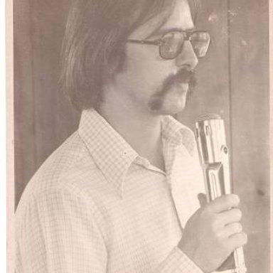 Greg at Numidia 1976