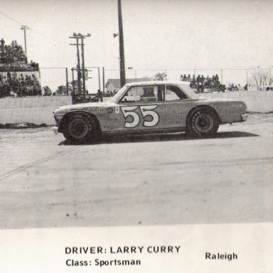 Larry Curry