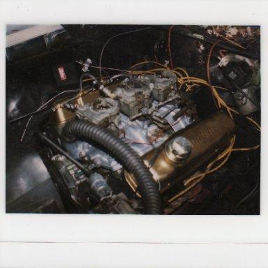 462ci. Tri-Power Pontiac
