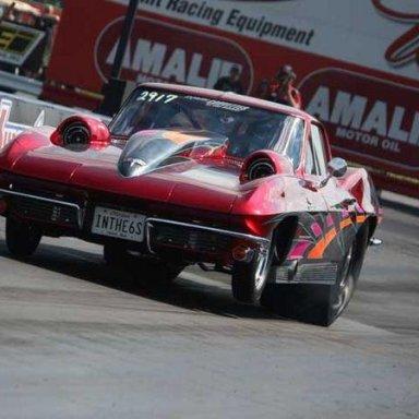 Rod Saboury-Corvette