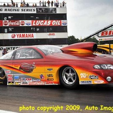 Mark Hogan Pro stock