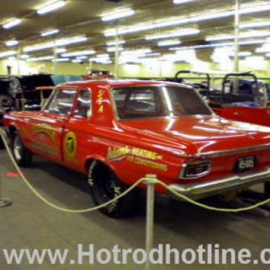 Paul's Mopar (rear)