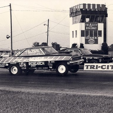 C-SM Tri City Dragway