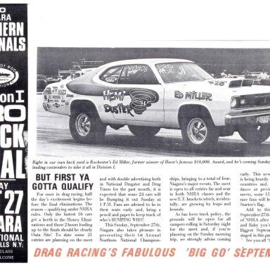 Niagara Pro Stock Ad Duster