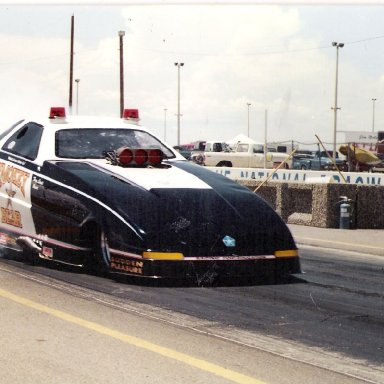 Ken Davis' Smokey Bear TAFC 1996.