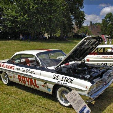 1961 Super Stock Pontiac Catalina