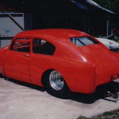 Henry J Drag Car