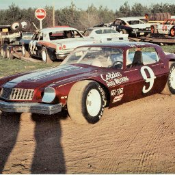1977 late model warm up day Holland 001