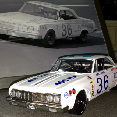 Larry Thomas, 1964 Burton & Robinson Plymouth