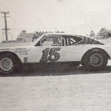 Al Grinnan Wilson Co Speedway'75