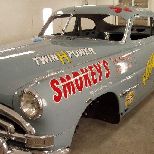 1951 Herb Thomas Hornet Restored 1.jpg