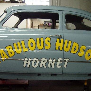 1951 Herb Thomas Hornet Restored 2
