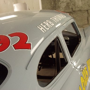 1951 Herb Thomas Hornet Restored 6