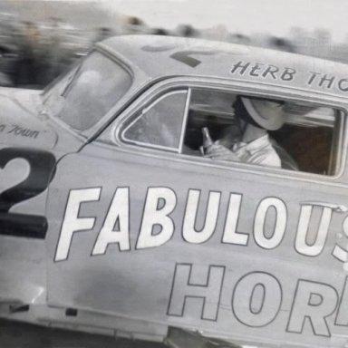 1953 03-08-53 Herb Thomas Spring Lake Win