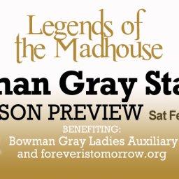 BOWMAN GRAY PREVIEW