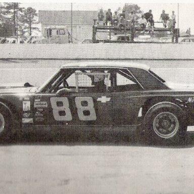 JE BEARD Wilson Co Speedway