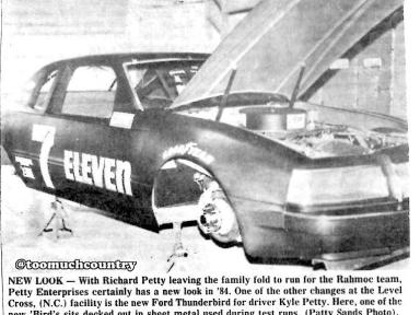 1984 Kyle Petty