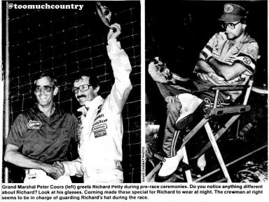 1984 Coors 420 - Nashville - Richard Petty