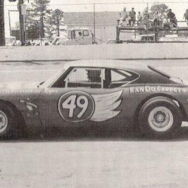 Roger Matthews Wilson Co Speedway '75