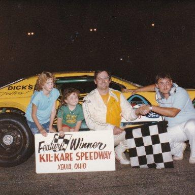 1986-Kil-Kare Speedway-1