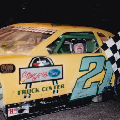 1986, Heat Win, Lorain County Speedway