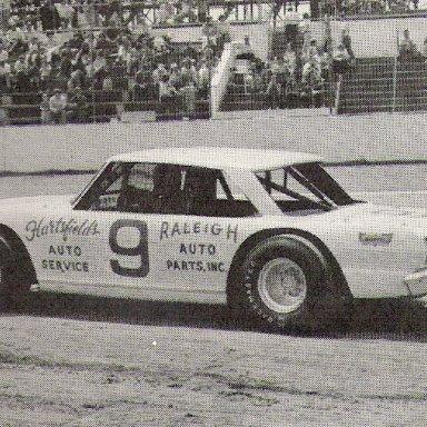 Ronnie Hartsfield Wilson Co Speedway'75