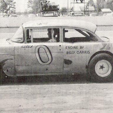 Samp Jarman Wilson Co Speedway '75