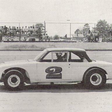Walter Simpkins Wilson Co Speedway'75