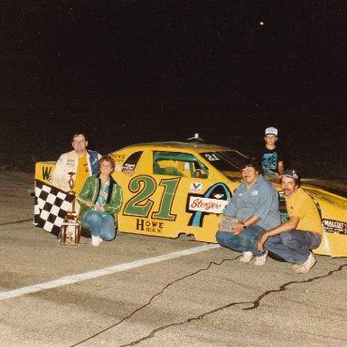 1987, Kil-Kare Speedway