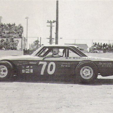 Wyatt Webb Wilson Co Speedway'75