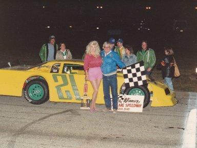 Morgana Night, Kil-Kare Speedway, Jun 3, 1988