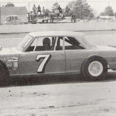 Rickie Foss Wi;son Co Speedway'75